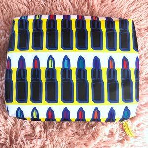 Sonia Kashuk Lipstick Weekender Bag NWT